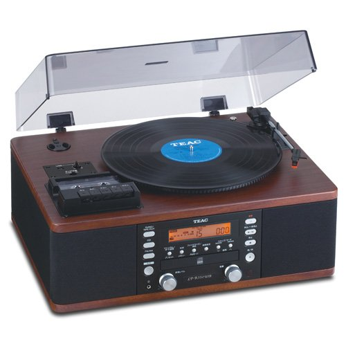 The Teac LPR 550 Record Playerecord Player
