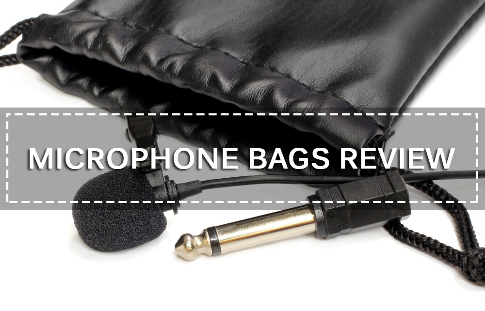 Microphone Bags