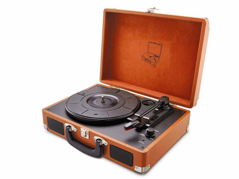 All-In-One Turntables