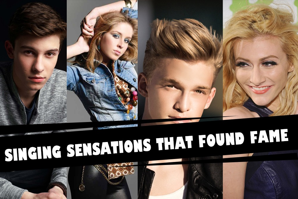 15 Singing Sensations That Found Fame on YouTube