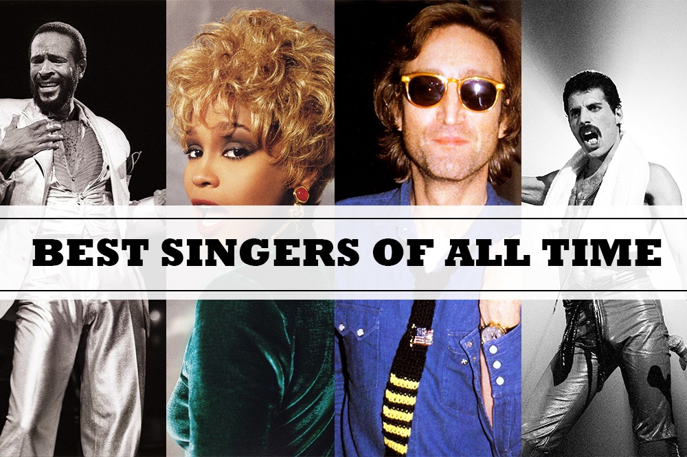 Best Singers of All Time