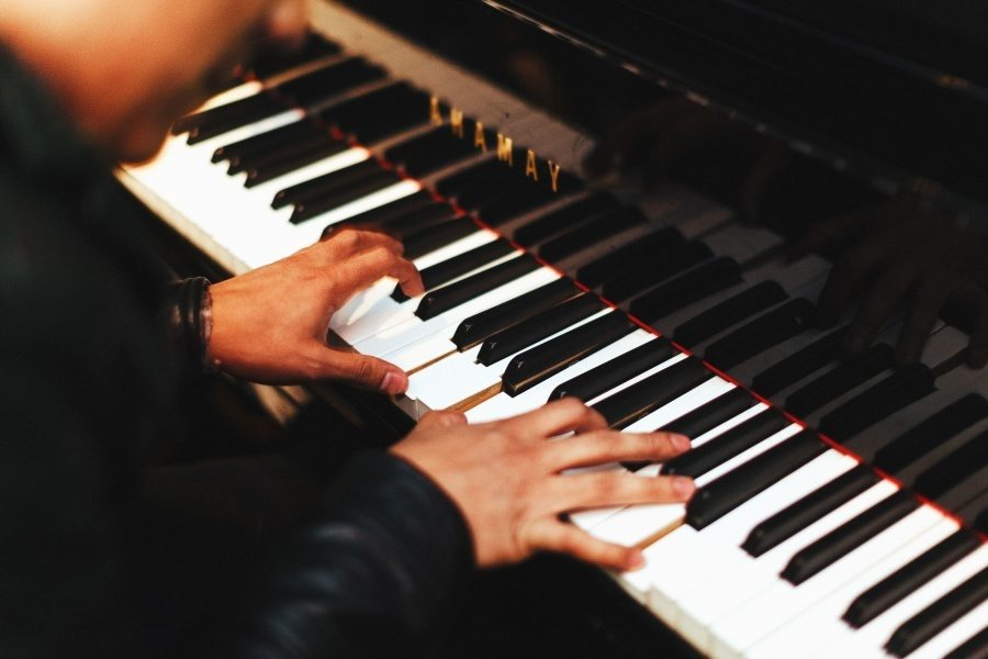 Fluency in Using Piano Keys