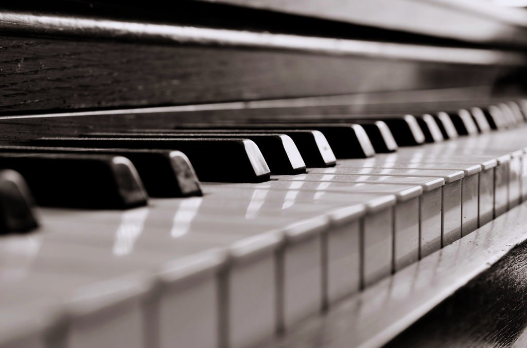 Basics of piano