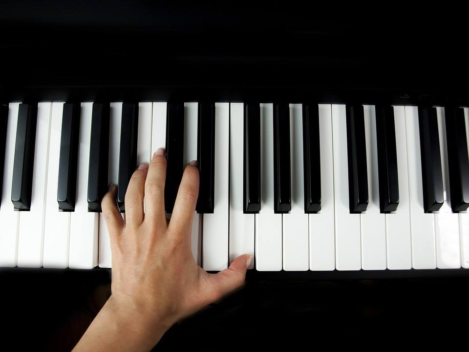 Piano Keyboard Piano Keyboard Music Keys