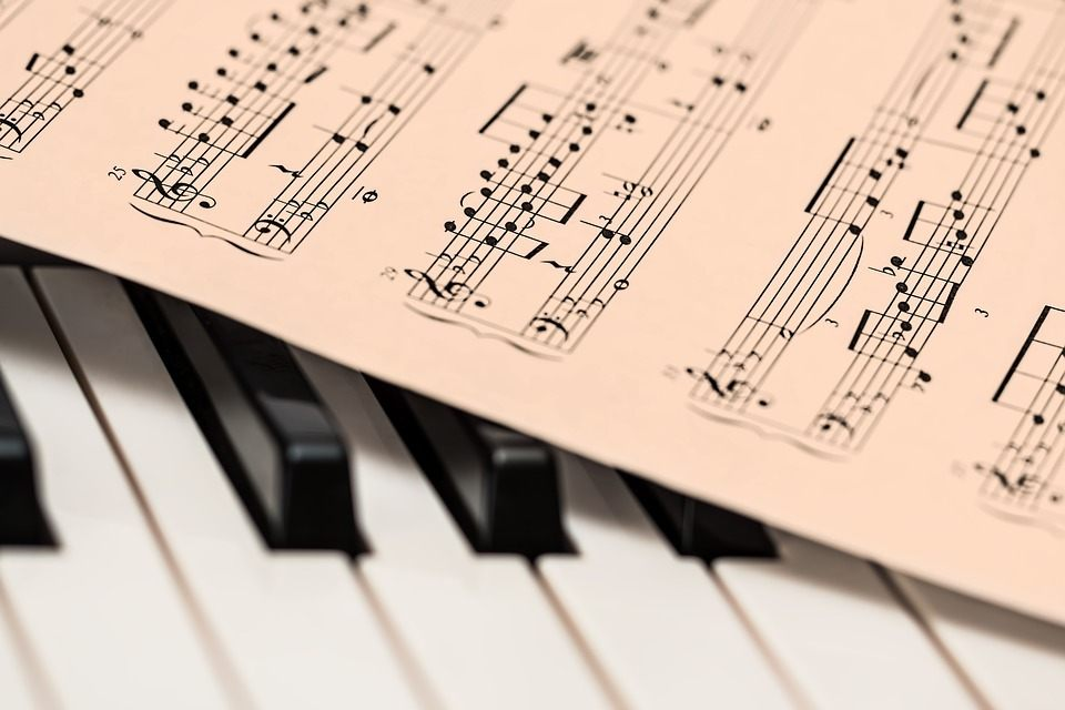 Understanding the Basics of a Piano Music Sheet