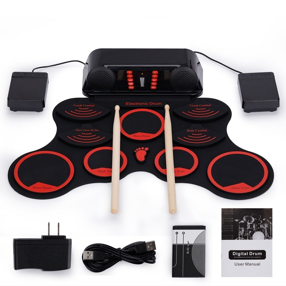 Best Economical Electronic Drum Set
