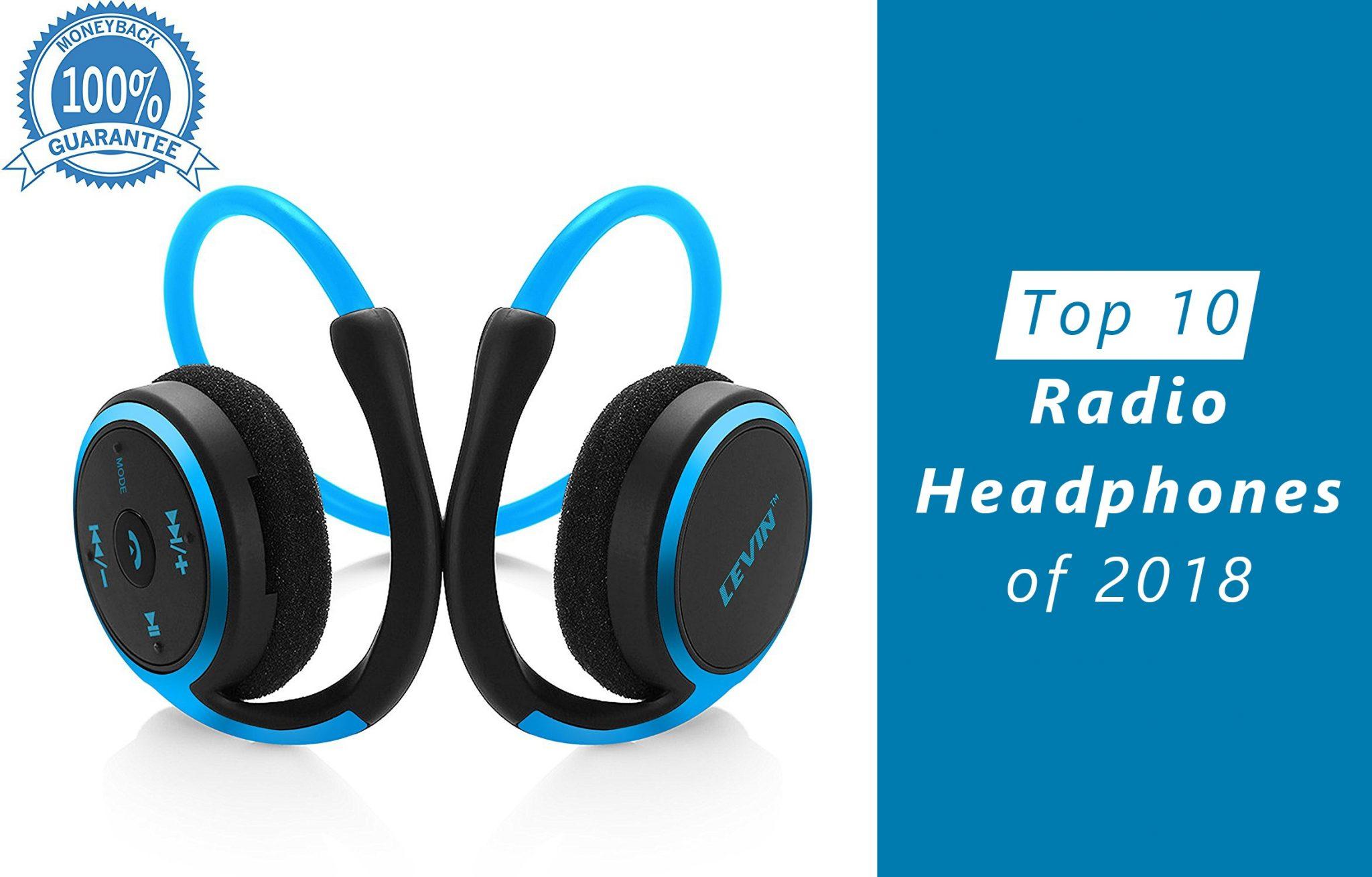 Top 10 Radio Headphones