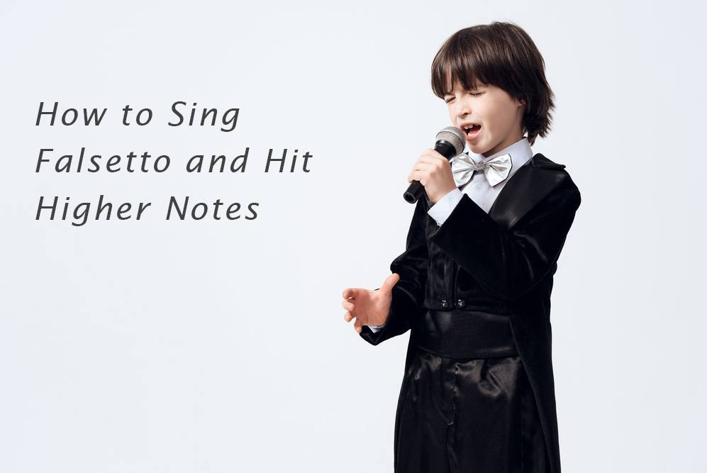 How to Sing Falsetto and Hit Higher Notes