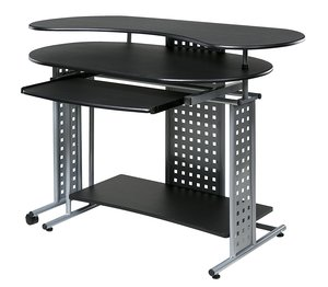 Onespace Regallo Expandable L Computer Desk