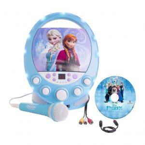 Frozen 66227 Disney Disco Party CD+G Karaoke with Light