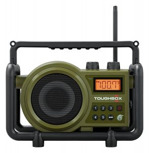 Sangean TB-100 (Toughbox) AM/FM/AUX