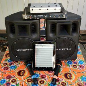 karaoke-speakers