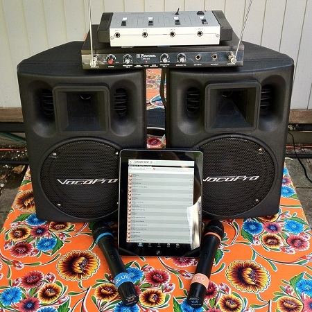 Karaoke System With Great Speakers