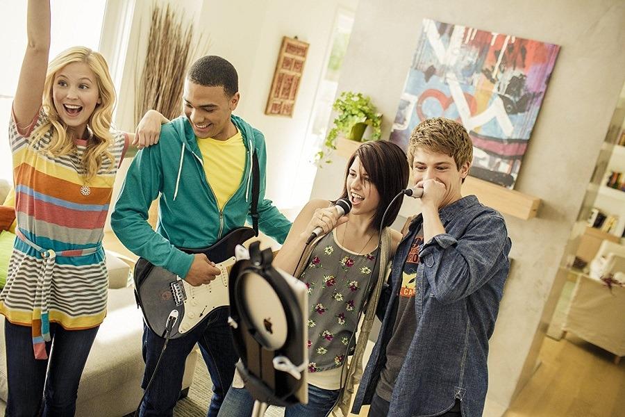 Singing On Memorex Sing Stand 3 MKSSS3 Home Karaoke System