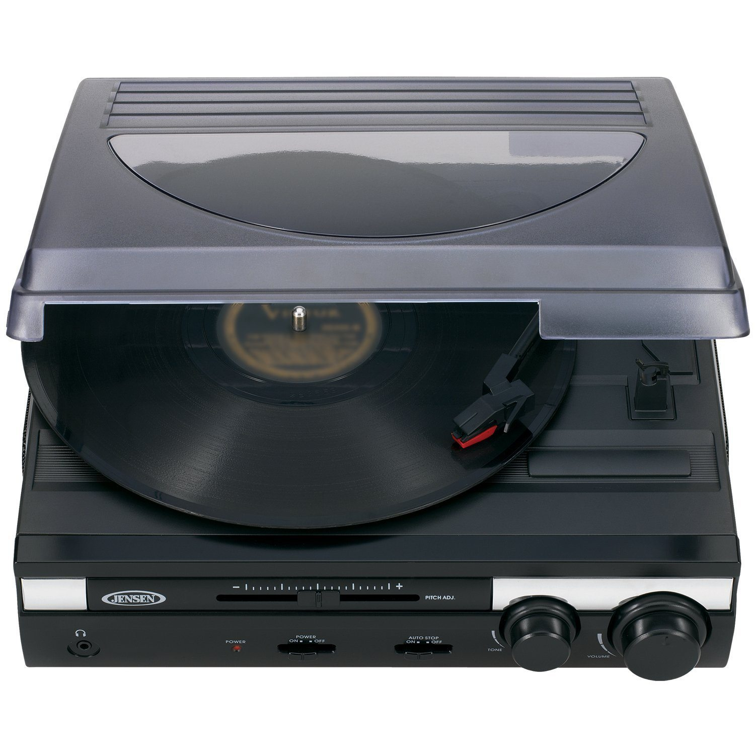 Jensen JTA-230 record player.