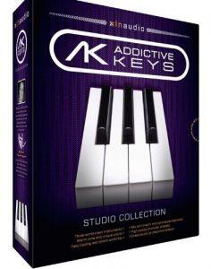 XLN Addictive Keys Studio Collection