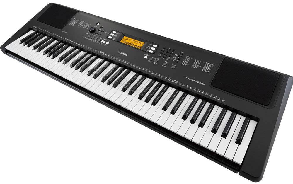 Yamaha PS-REW300 Best Beginner Midi Keyboard