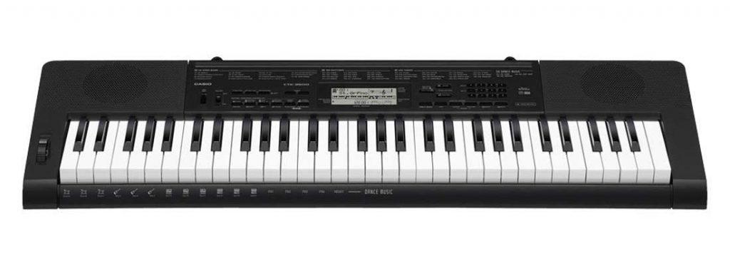 Casio CTK-3500 Portable digital piano keyboard
