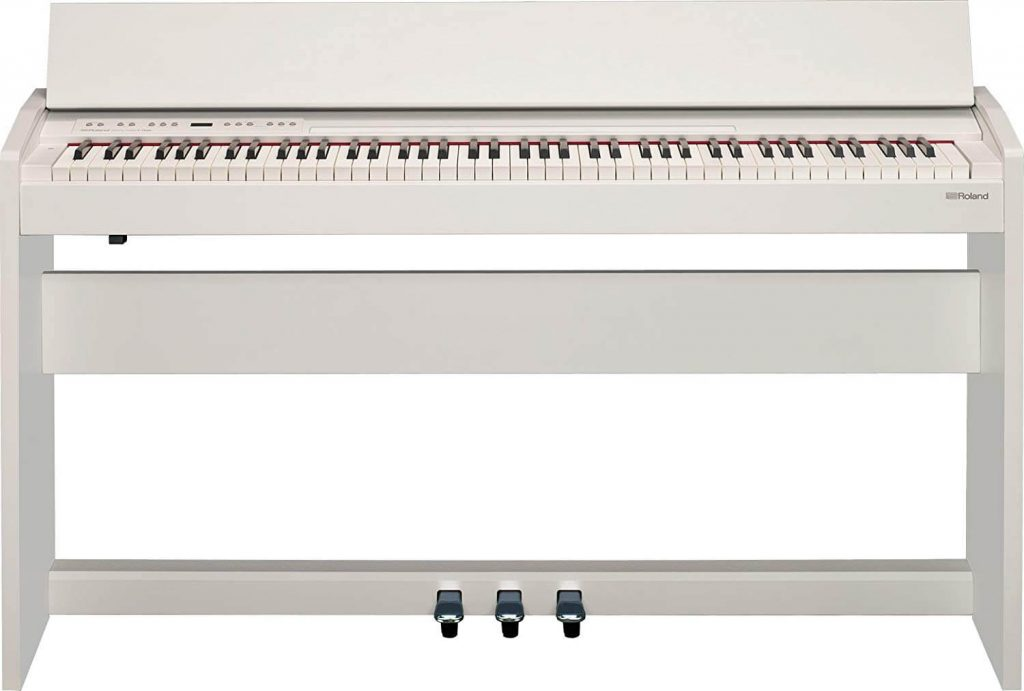 Roland Compact 88-key Digital Piano under 2000