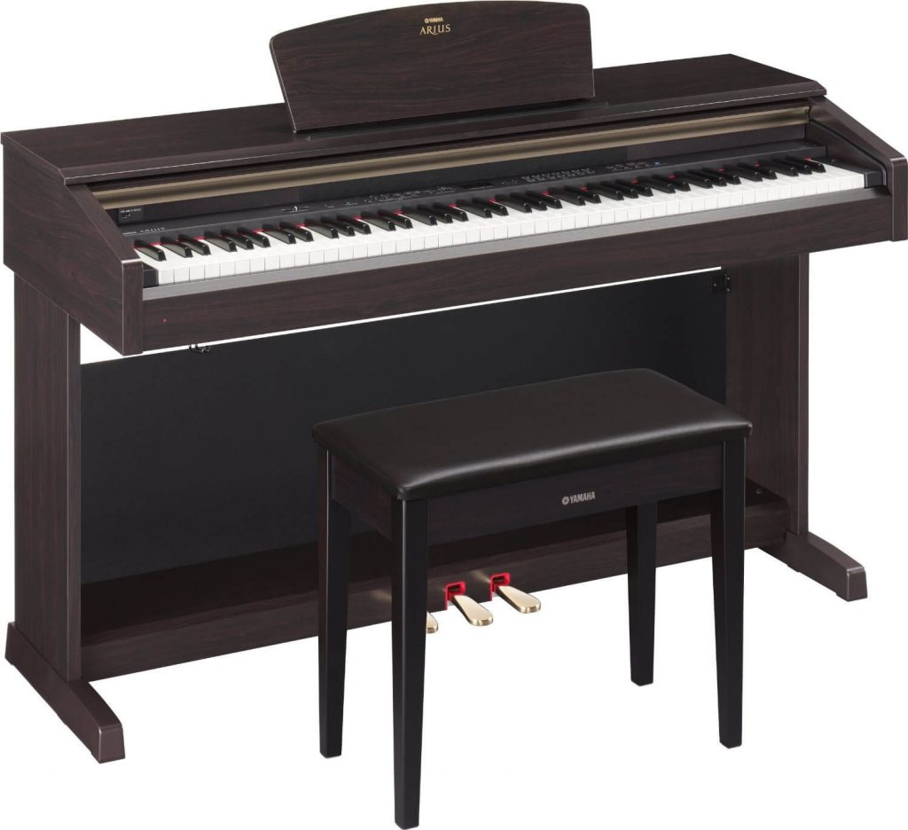 Yamaha Arius YDP-181- Best Digital Piano under 2000 Dollars