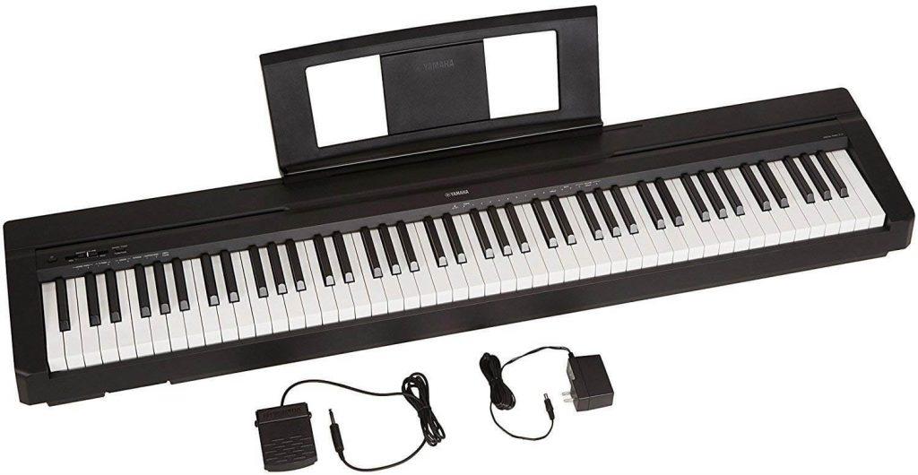 Yamaha P71 Best Digital Piano Under 500