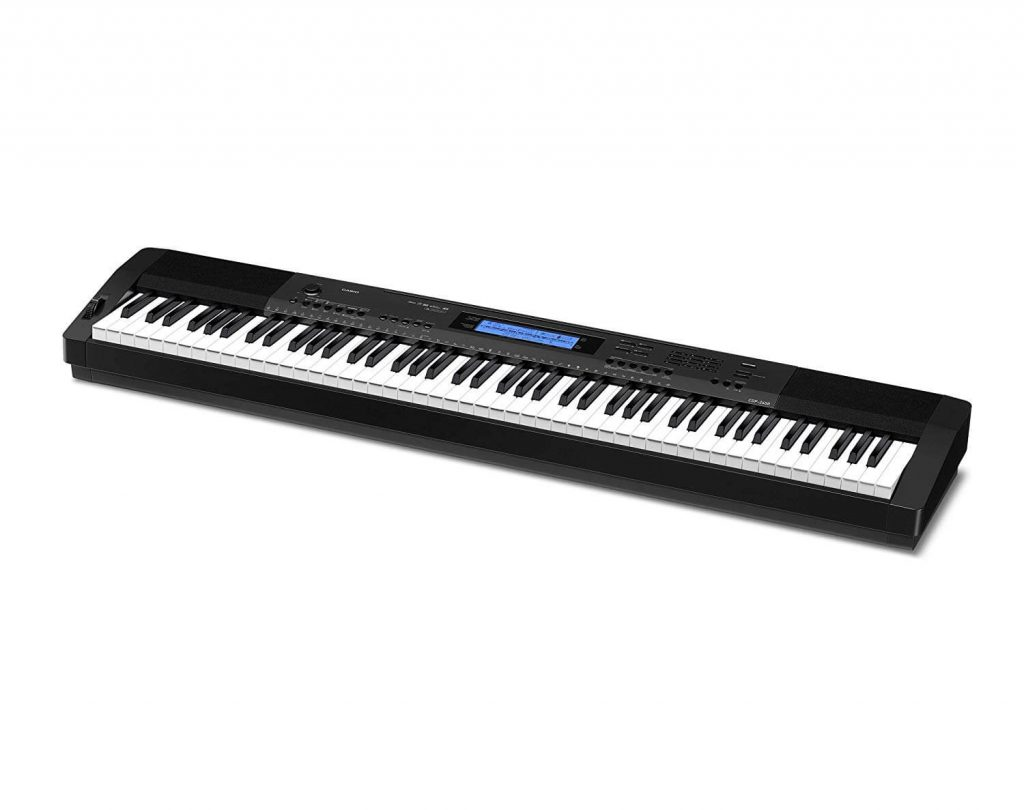 Casio CDP-240 digital weighted piano