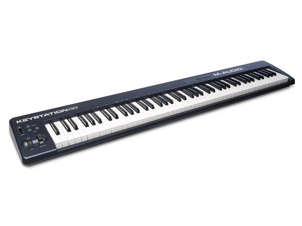 M-Audio Keystation Best Budget Digital Piano