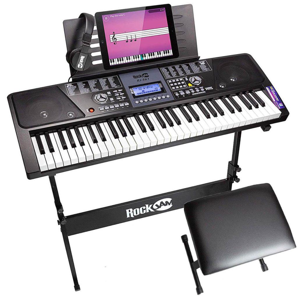 RockJam Electronic Keyboard for Beginners