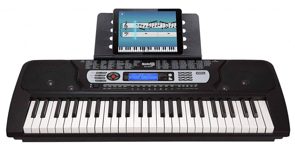 RockJam best piano Keyboard for beginners
