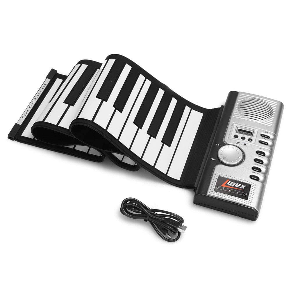 Lujex Foldable Piano for kids