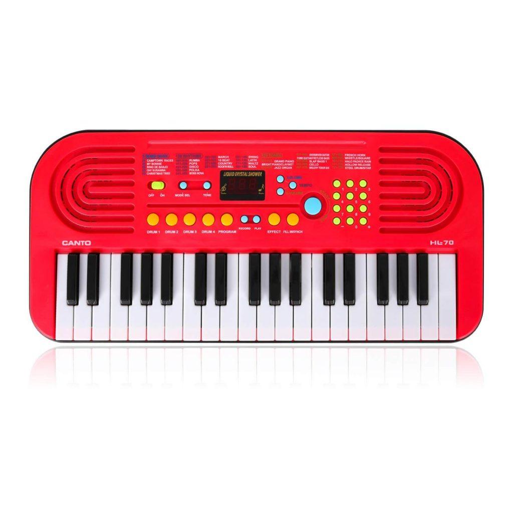 M Sanmersen Kids Piano Keyboard