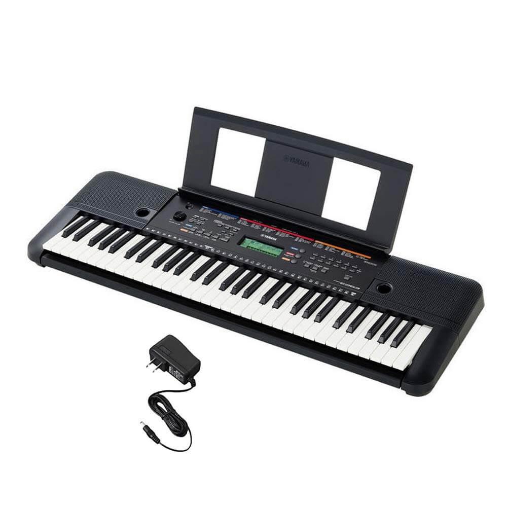 Yamaha PSR-E263 best digital piano under 500