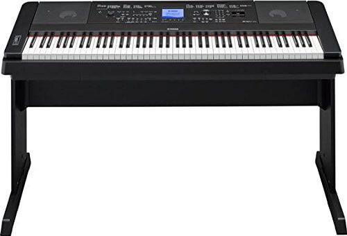 Yamaha DGX-660 best digital grand piano