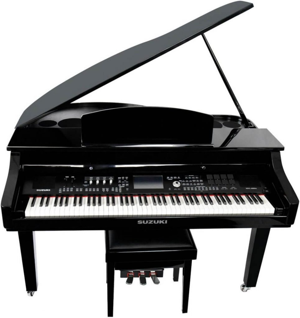 Suzuki Touch Screen Baby Grand