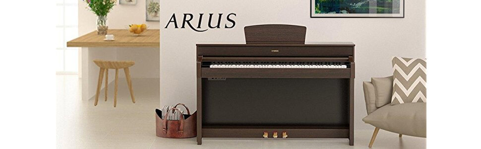 Yamaha YDP143R Arius Console Digital Piano