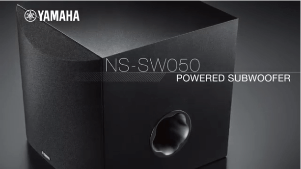 Yamaha NS-SW050BL Subwoofer