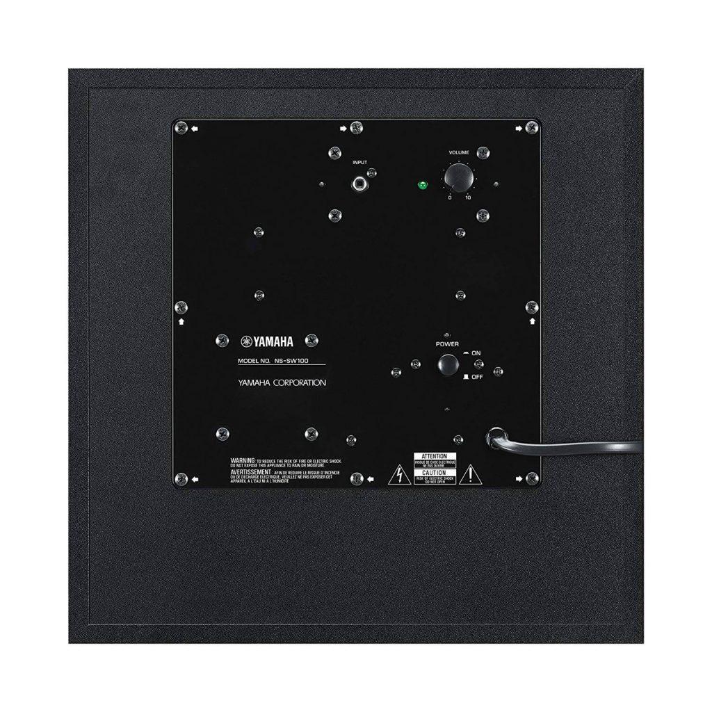 Yamaha NS-SW100BL