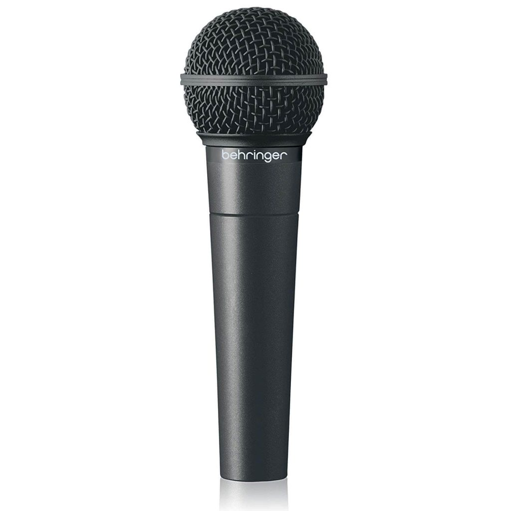 Behringer Ultravoice Xm8500 Dynamic Vocal Microphone