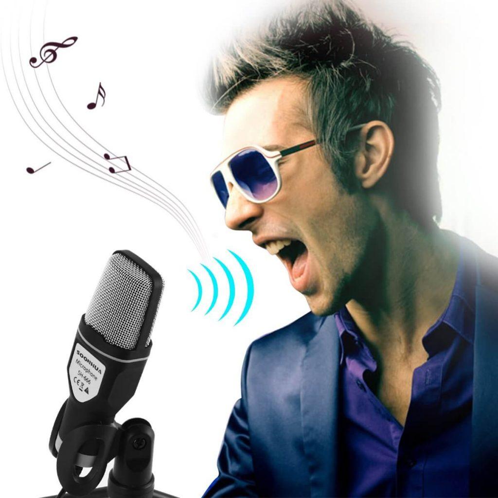 SOONHUA Microphone1