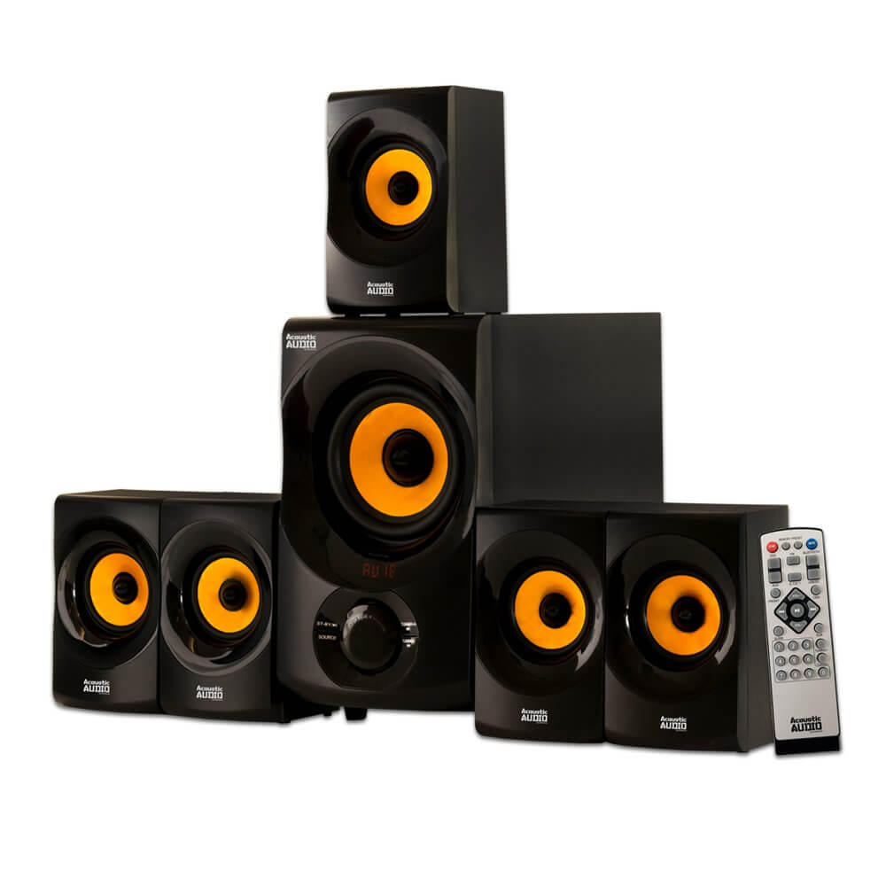Acoustic Audio AA5170 Home Theater Speaker System