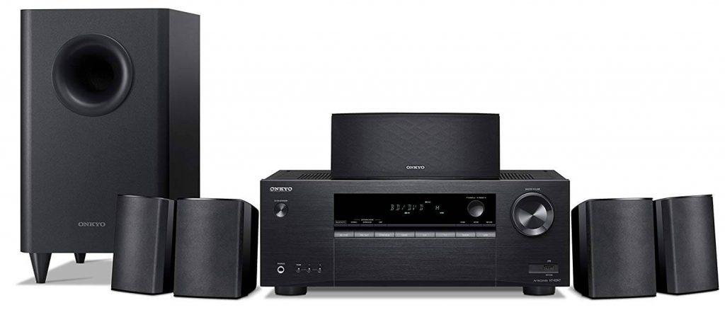Onkyo HT-S3900 5.1-Channel Home Theater Speaker